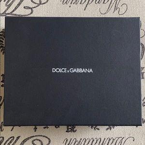 Dolce & Gabbana Gift/Keepsake Box